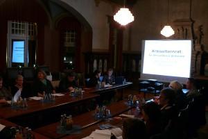 Konstituierende Sitzung des Kreiselternrates