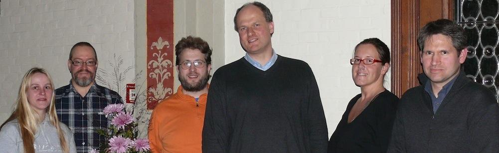 Vorstand des Kreiselternrates 2013-2015